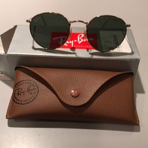 Ray Ban RB3447 50mm sunglasses round